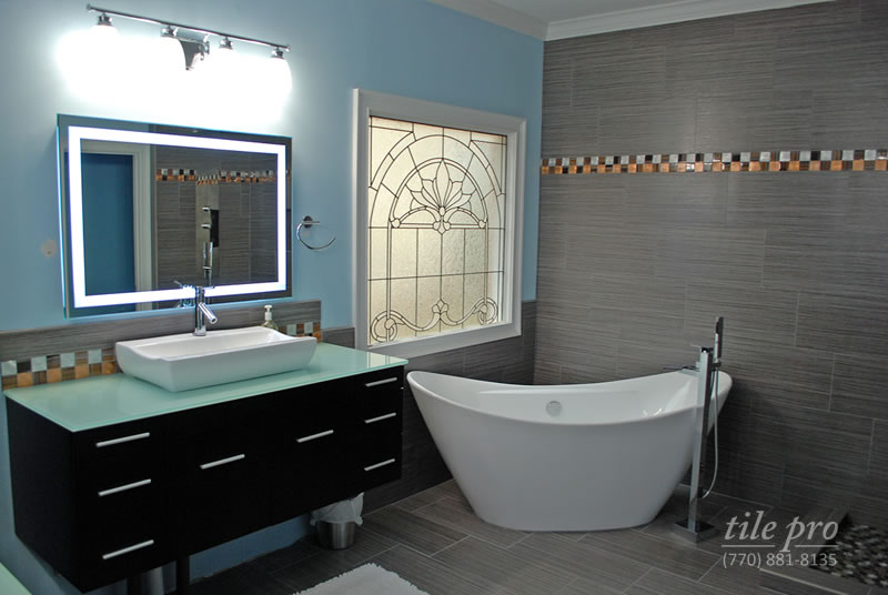 Bathroom tile contractors local bathroom contractors o for Bathroom remodeling williamsburg va