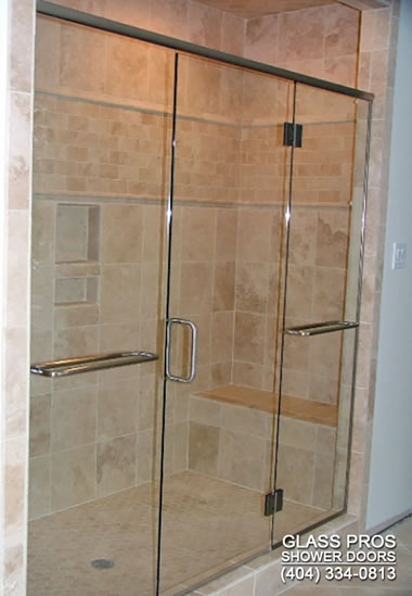 Glass Shower Doors Canton Ga Frameless Enclosure