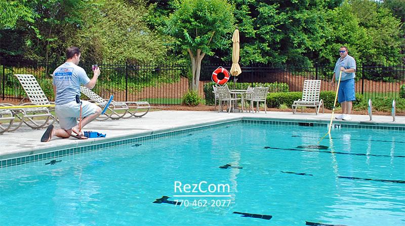 Pool Cleaning Routes : Pool service dunwoody ga equipment repair cleaning